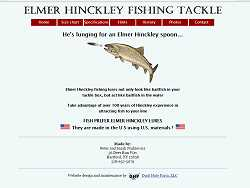 Elmer Hinckley Fishing Tackle homepage